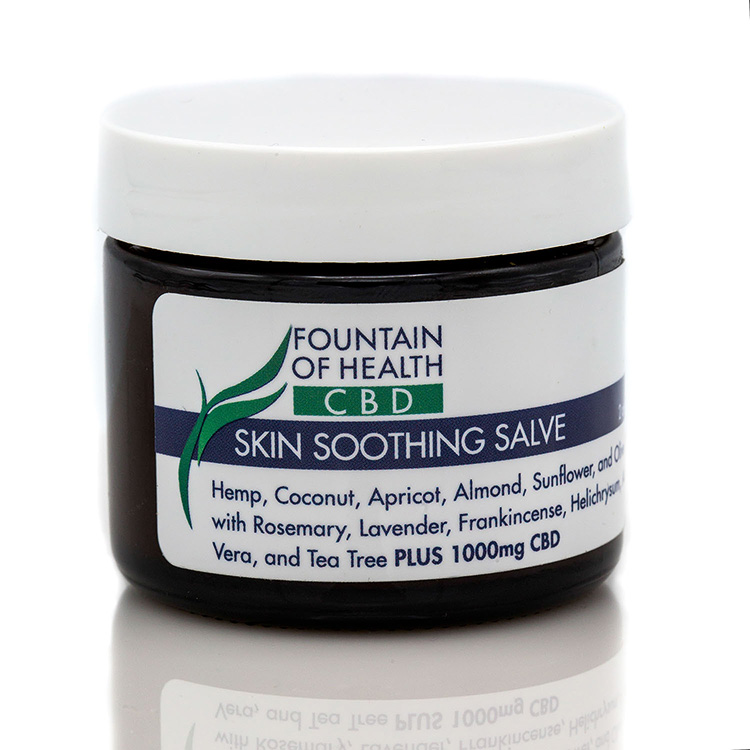Skin Soothing CBD Oil Salve