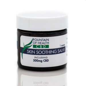 Skin Soothing CBD Oil Salve