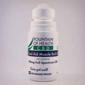 Cool Aid Muscle Roll-On